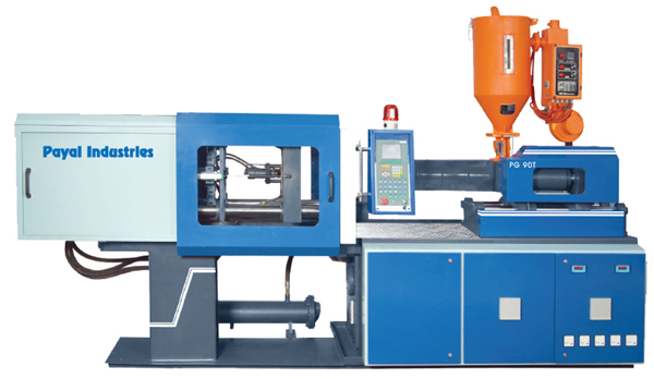 Plastic injection moulding machine - Plastic injection moulding machine manufacturers, Plastic injection moulding machine exporters India